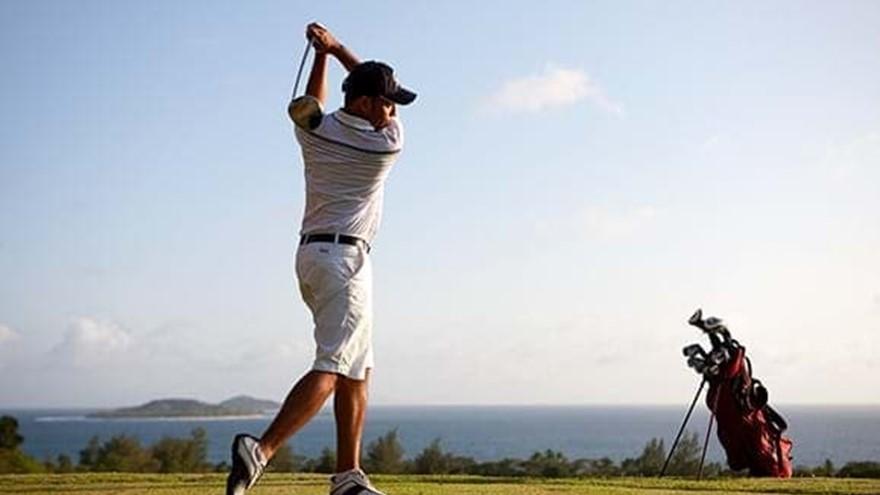 胜利的关键 - 欢度健康高尔夫球之旅