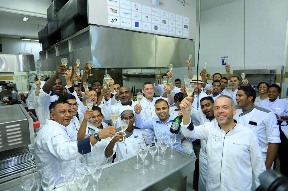Festival Culinaire Bernard Loiseau 2018