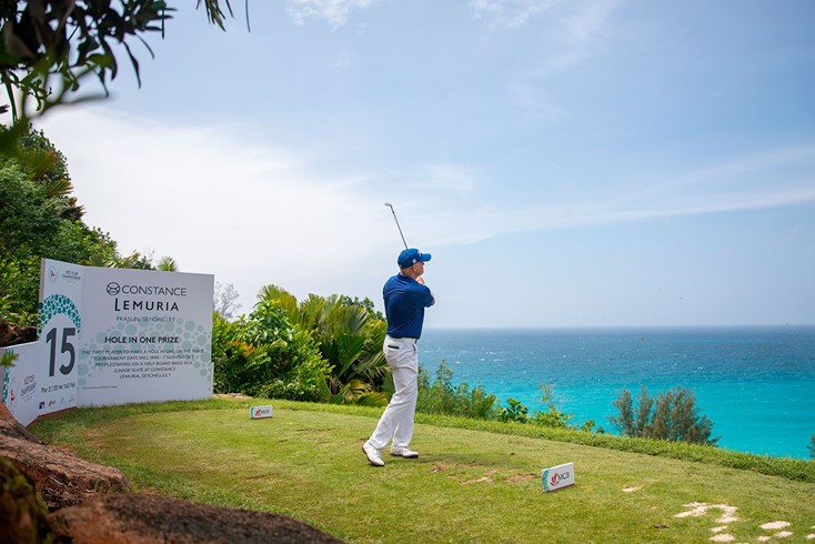 Lemuria Golf Course|Seychelles|15 hole