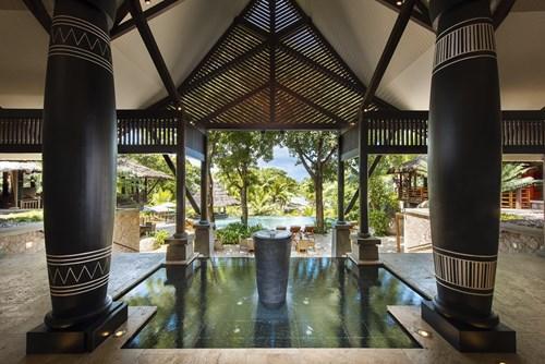 Constance Lemuria Seychelles architecture