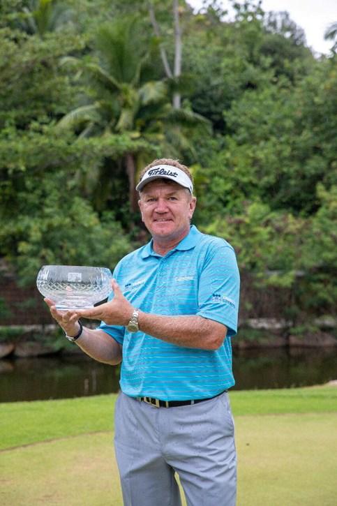John Jacobs Trophy- winner   Paul Broadhurst