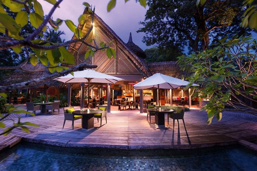 Adam and Eve Restaurant|Constance Ephelia|Seychelles