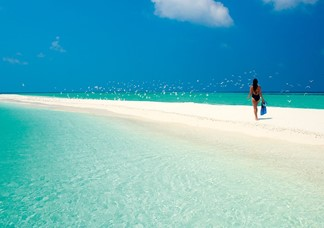Sandbank Magic