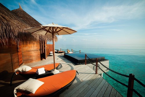 U Spa by Constance at Constance Halaveli Maldives