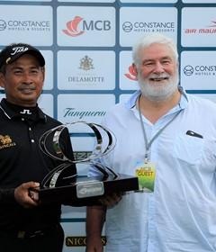 MCB TOUR CHAMPIONSHIP 2017 - Winner