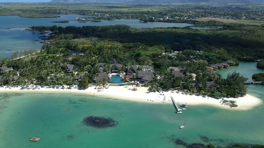 Aerial View Constance Le Prince Maurice