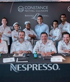 Nespresso cafe gourmand contest
