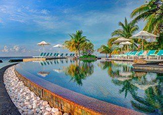 """""""leading hotel brand in the Indian Ocean"""" - World Travel Awards"""