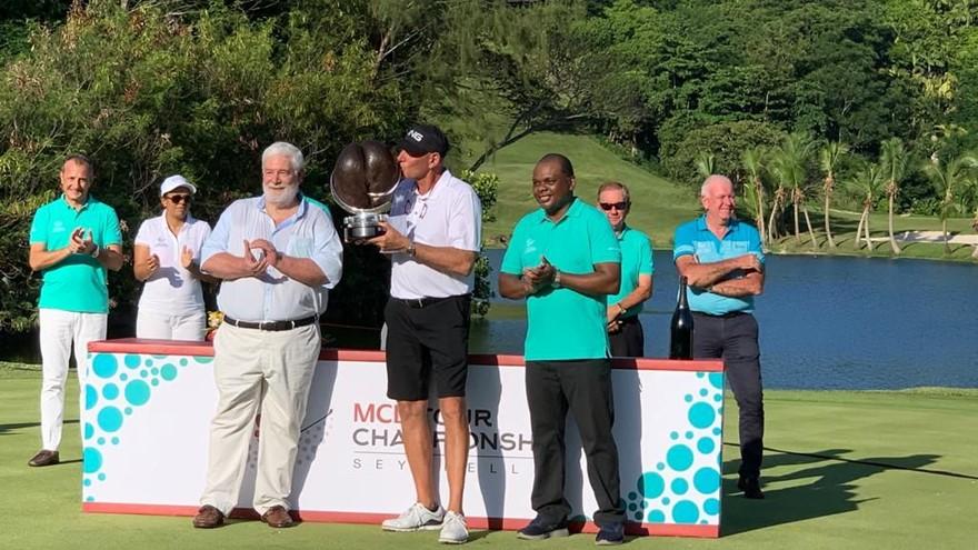 2019 MCB Tour Championship – Seychelles winner: Peter Fowler