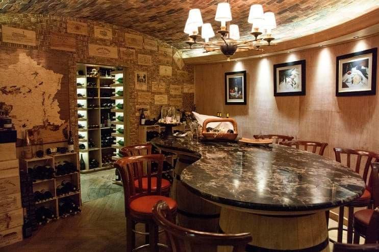 Wine Cellar- Constance Le Prince Maurice