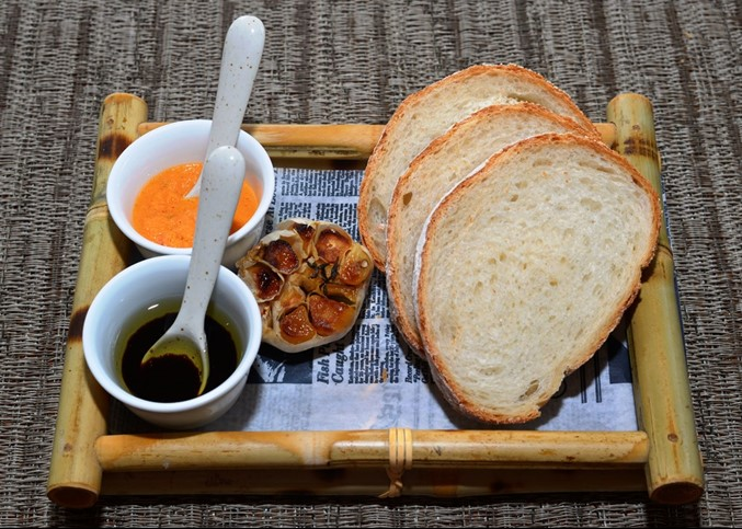 Bread Basket - Alizee Restaurant