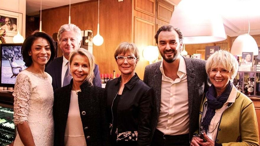 Festival Culinaire Bernard Loiseau kick off event à Paris!