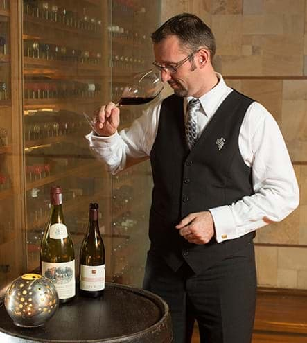 Jerome Faure – Corporate Sommelier