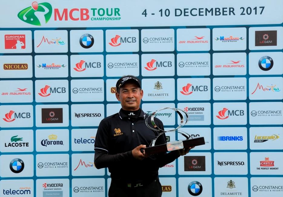 2017 MCB Tour Championship Winner, Wiratchat