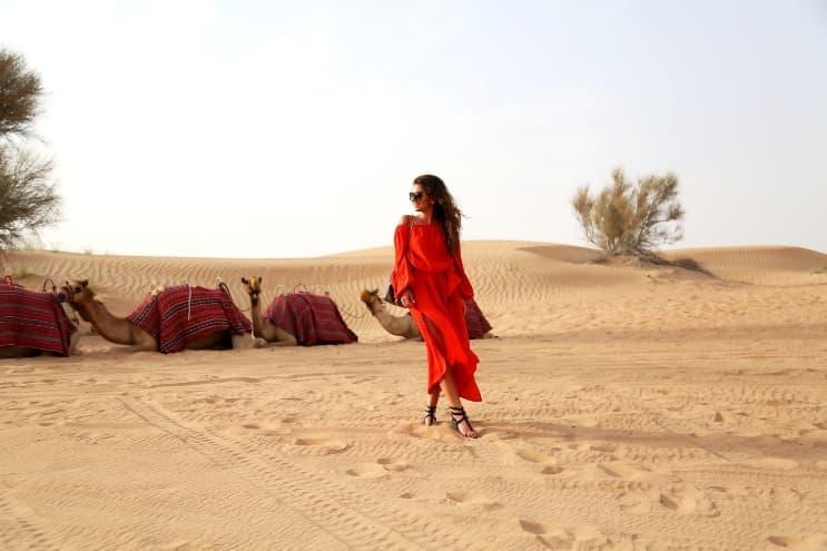 Anni in Dubai