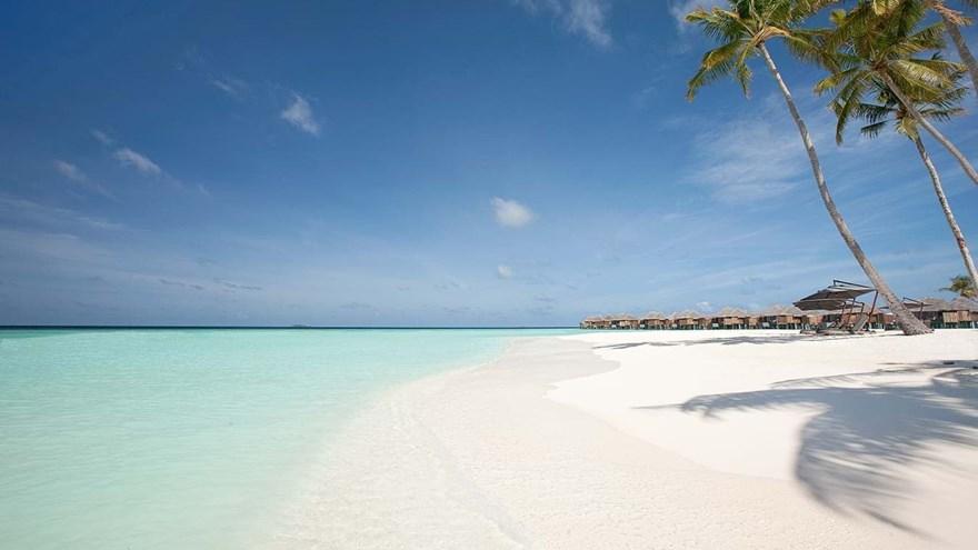 Strandurlaub am Indischen Ozean