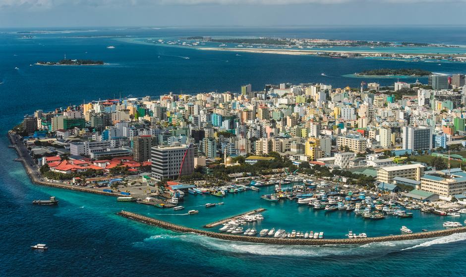 马尔代夫首都马累