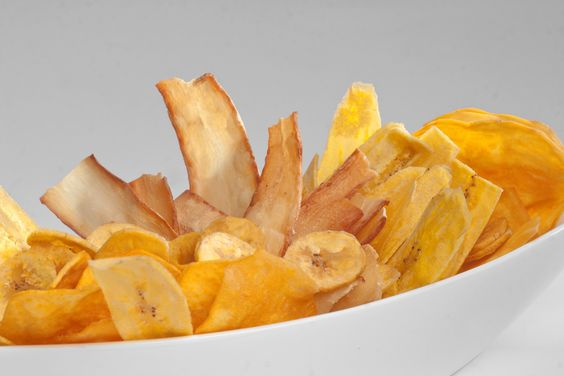 Plantain Chips|Image Source:Pinterest