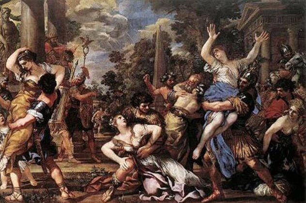 Lupercalia – the pagan fertility festival/Source – guff.com