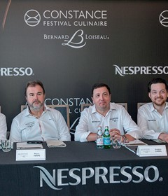 Nespresso cafe gourmand contest