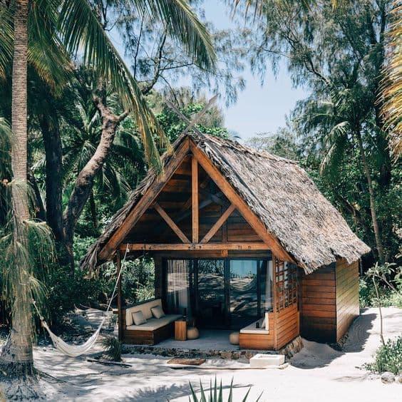 Beach Villa Constance Tsarabanjina by Jack Morris