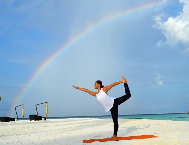 Tiffany Brooke-Yoga instructor
