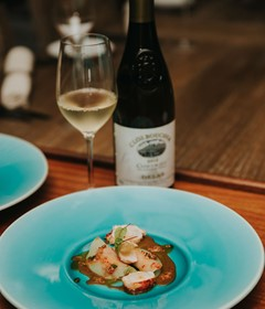 Delas Wine Pairing Dinner 2019