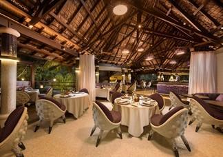 Six-Hands Dinner at Constance Lemuria Seychelles