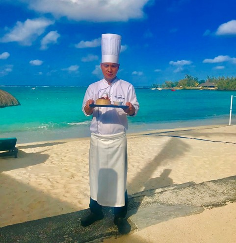 Chef|Constance Belle Mare Plage