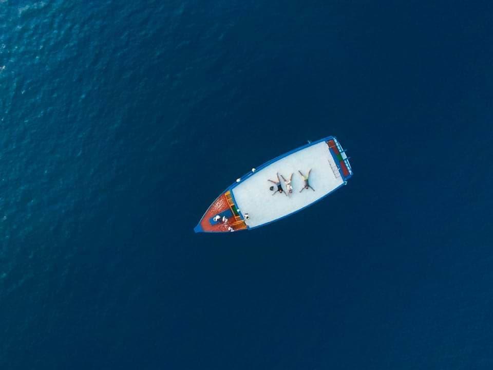 Aerial View - Constance Moofushi Maldives
