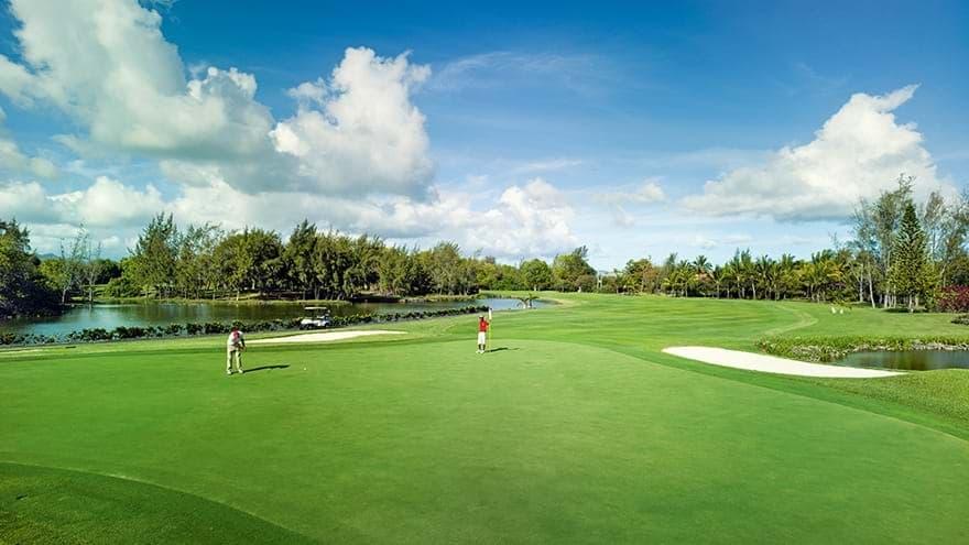 Parcours de golf Legend – Constance Belle Mare Plage