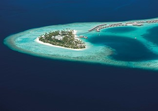 Constance Halaveli Maldives, Global winner of the Luxury Island Resort 2013