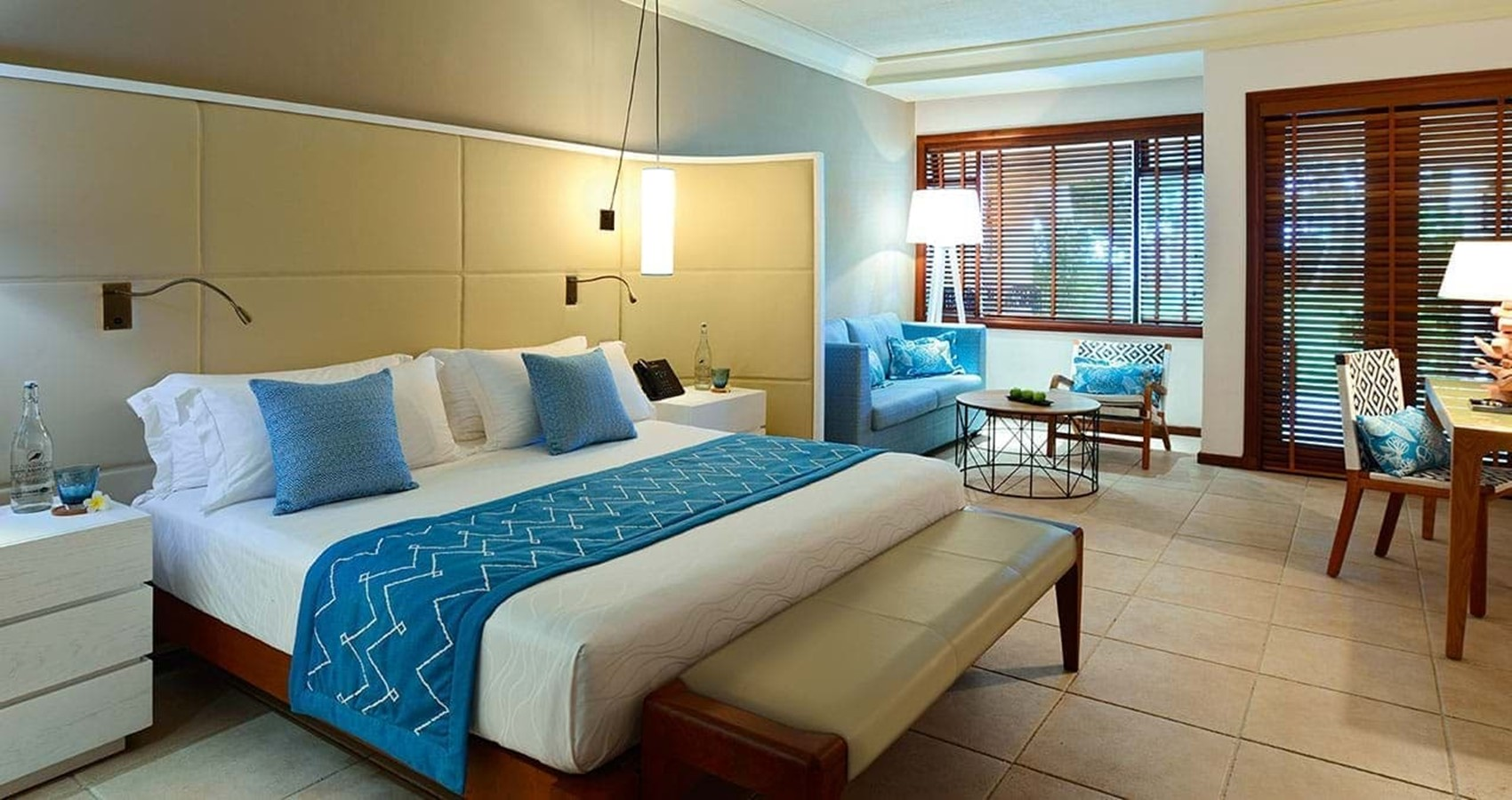 Constance belle mare plage mauritius for Design hotel mauritius