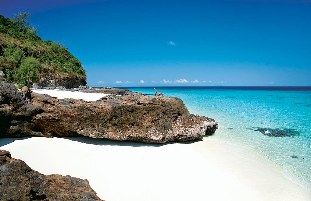 康斯丹萨哈班其娜私人沙滩