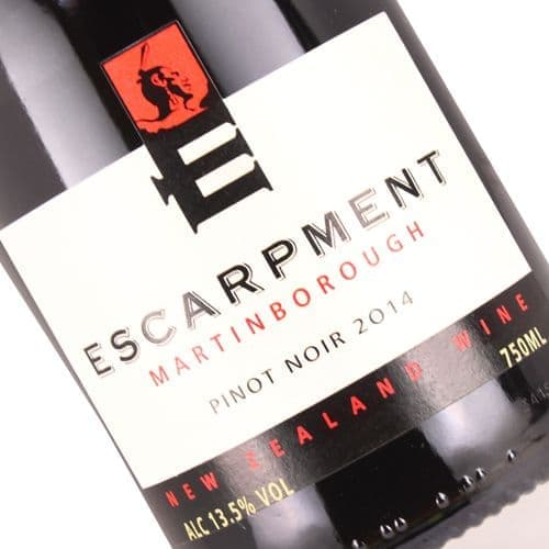 Escarpment, Pinot Noir, New Zealand 2014