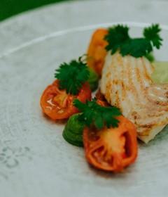 Dinner by Orjan Johanessen and Kjartan Skjelde