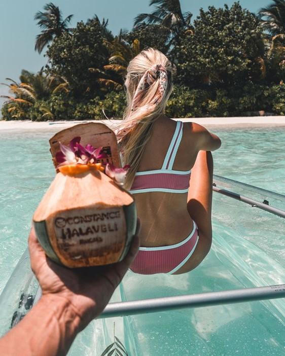 Constance Halaveli|Coconut