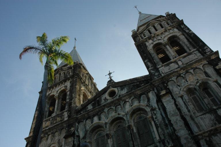 Impressive architecture in Stone Town Credit: UNESCO