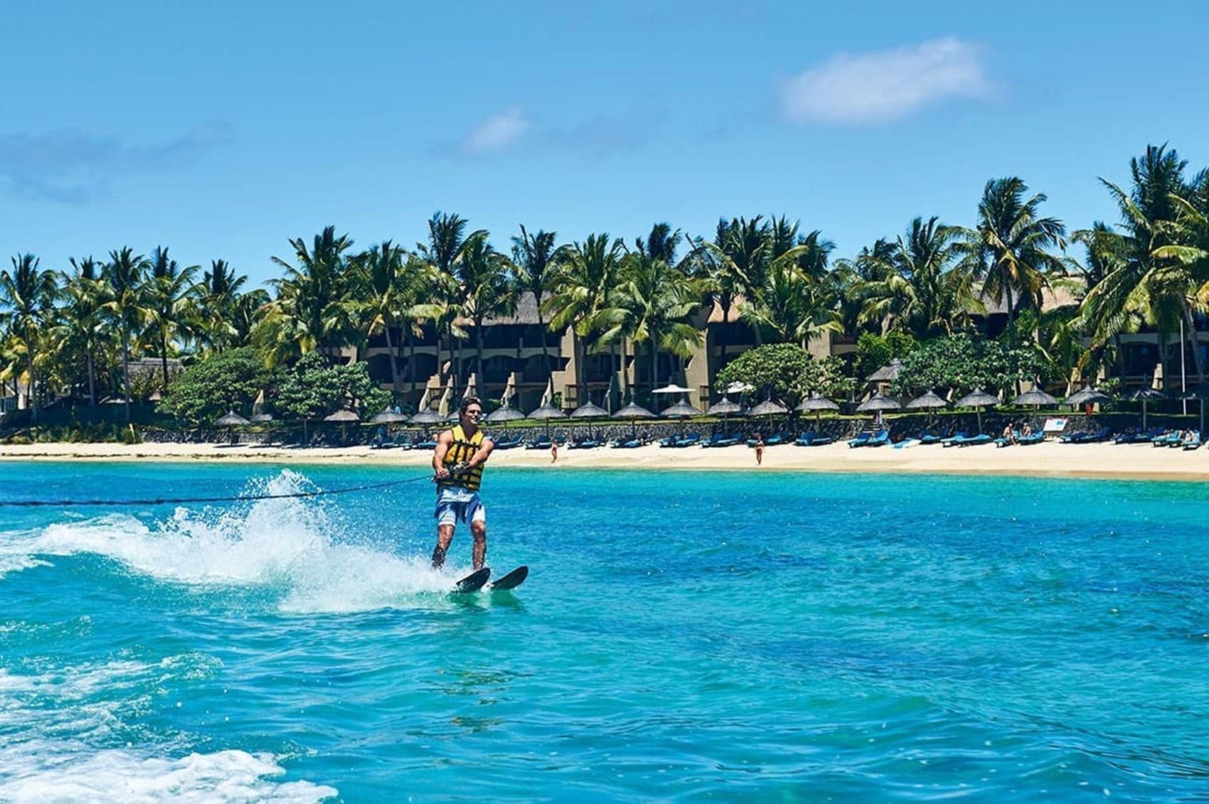 Waikiki Beach Hotels Line Up