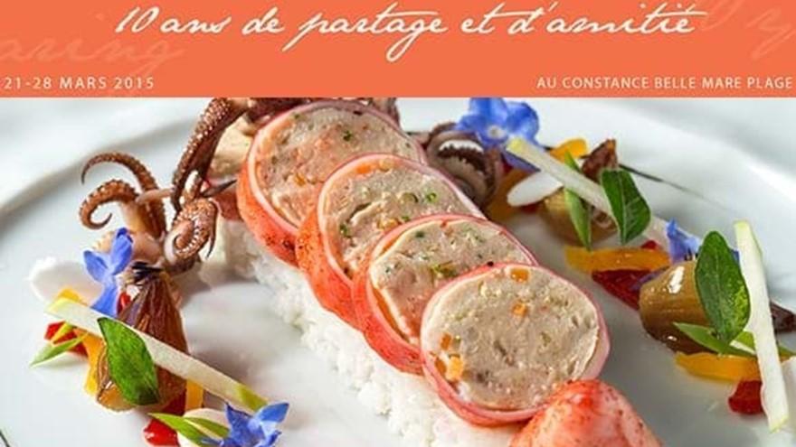 Programme des dîners du Festival Culinaire Bernard Loiseau -10eme édition
