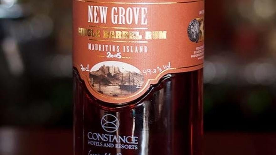 康斯丹独家酿制朗姆酒