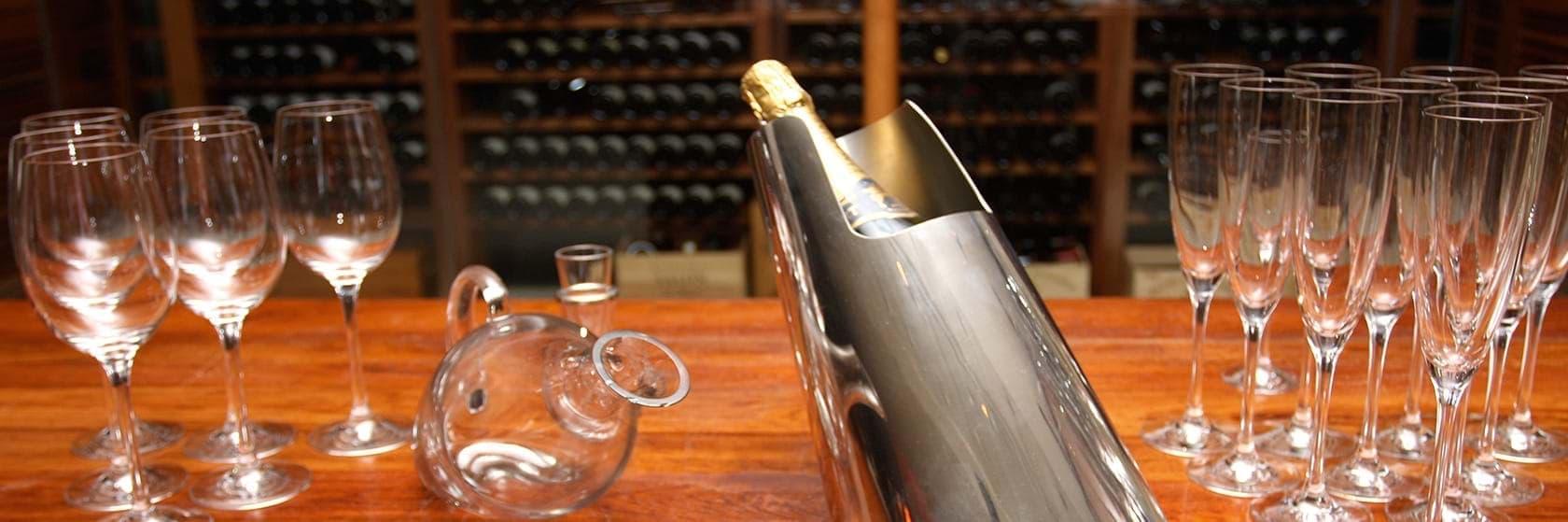 Wine pairing for honeymooners in Mauritius