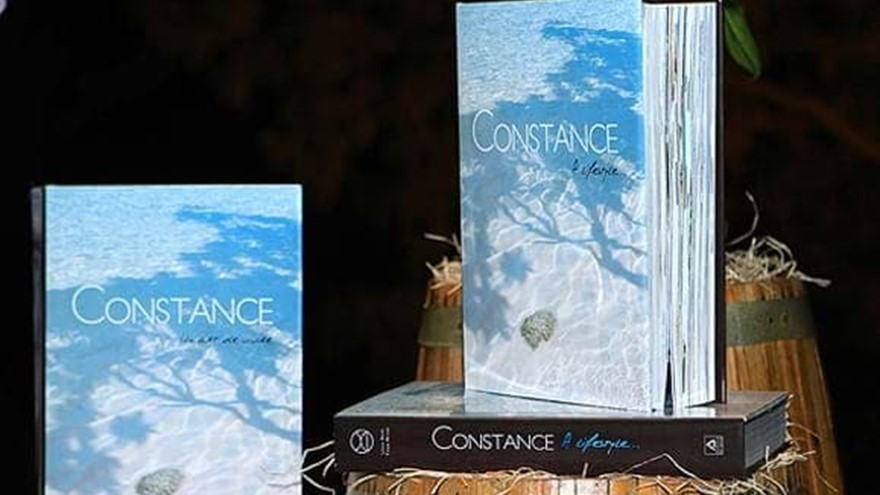 Constance A Lifestyle  - The Book!