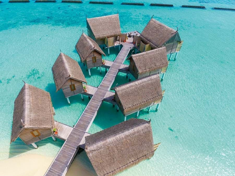 U Spa at Constance Moofushi  Maldives