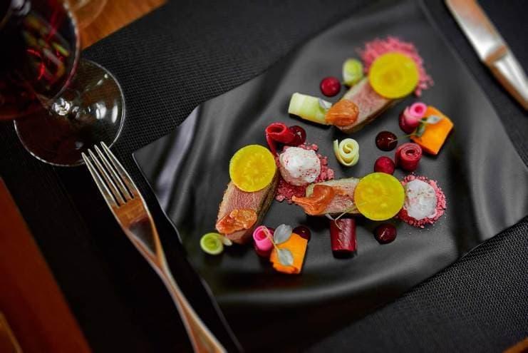 Constance Halaveli- Food