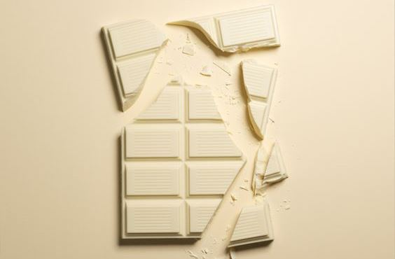 WhiteChocolate/Source:Pinterest.co.uk