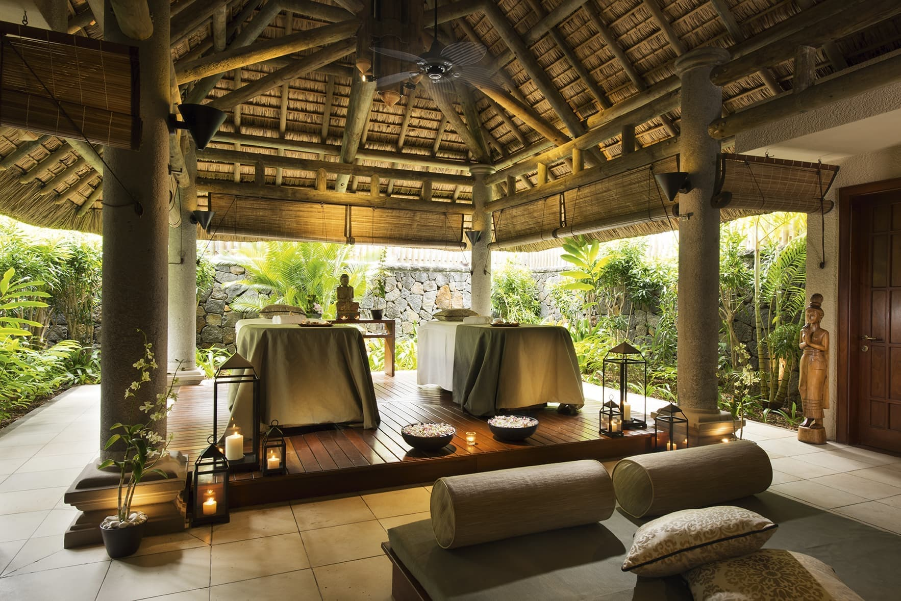 Spa at Constance Prince Maurice