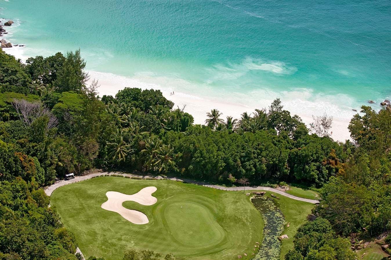 Lemuria Golf Course|Seychelles
