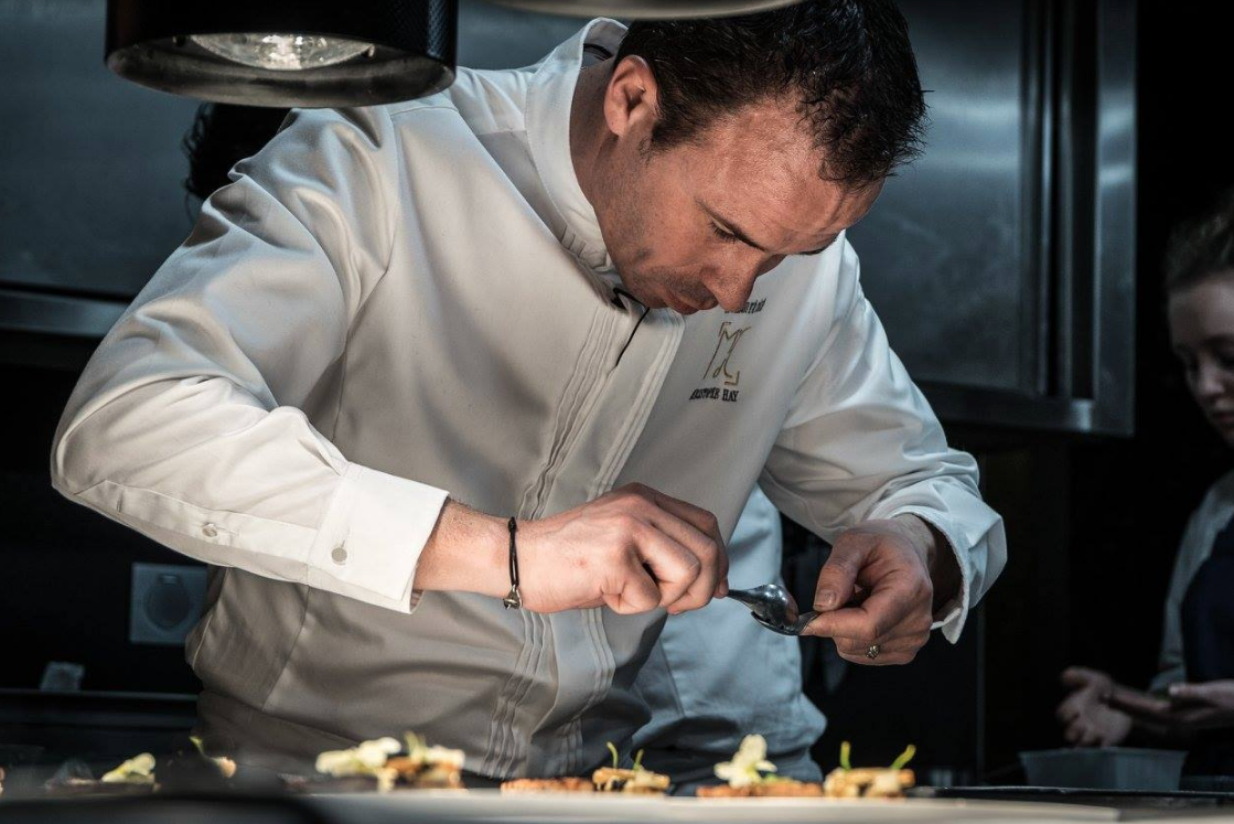 Michelin Star Chef |Christophe Hay|Image credit: myparisianlife.com
